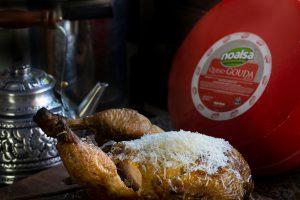Pollo al gancho - receta